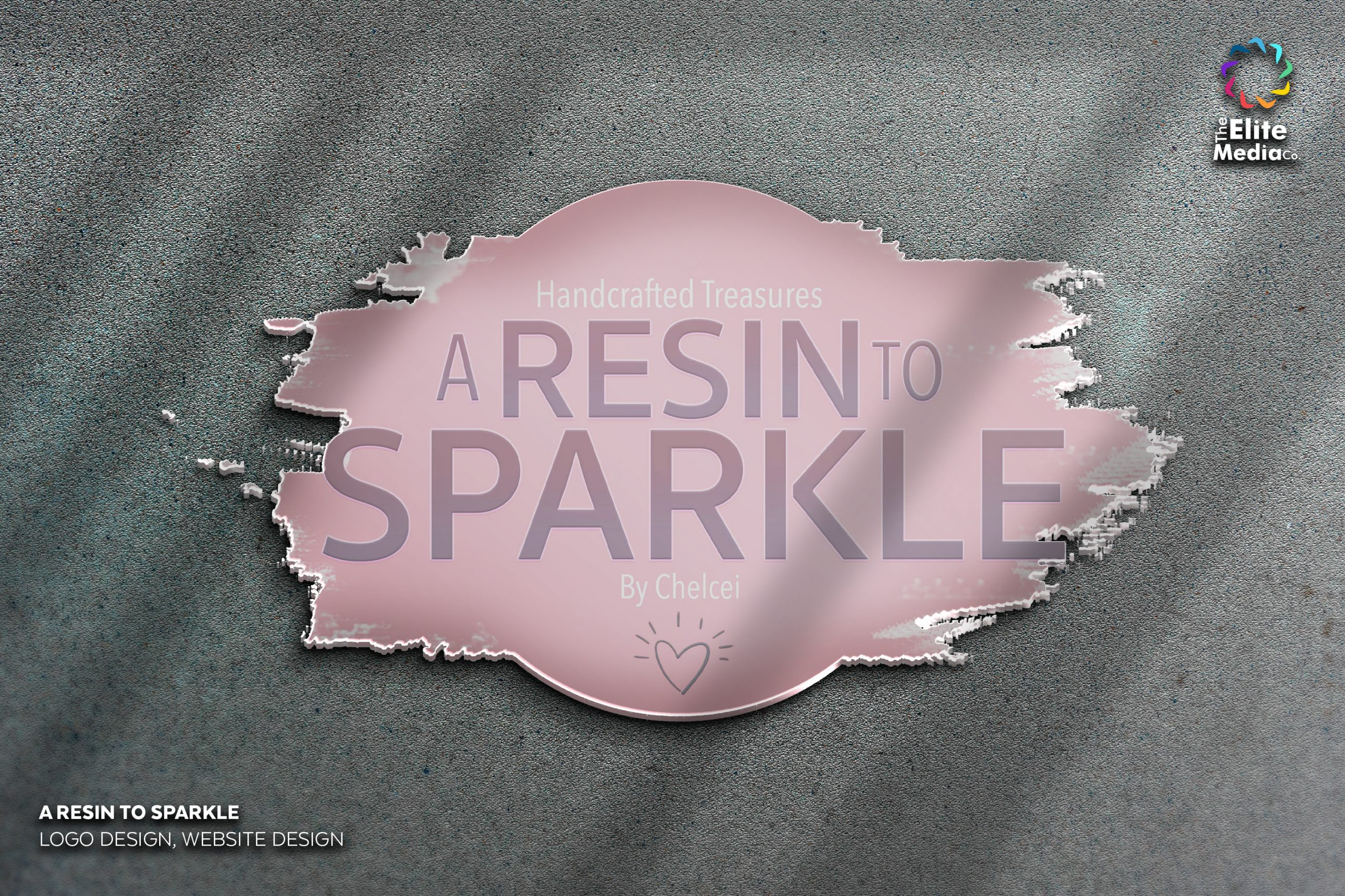 A Resin to Sparkle – Logo