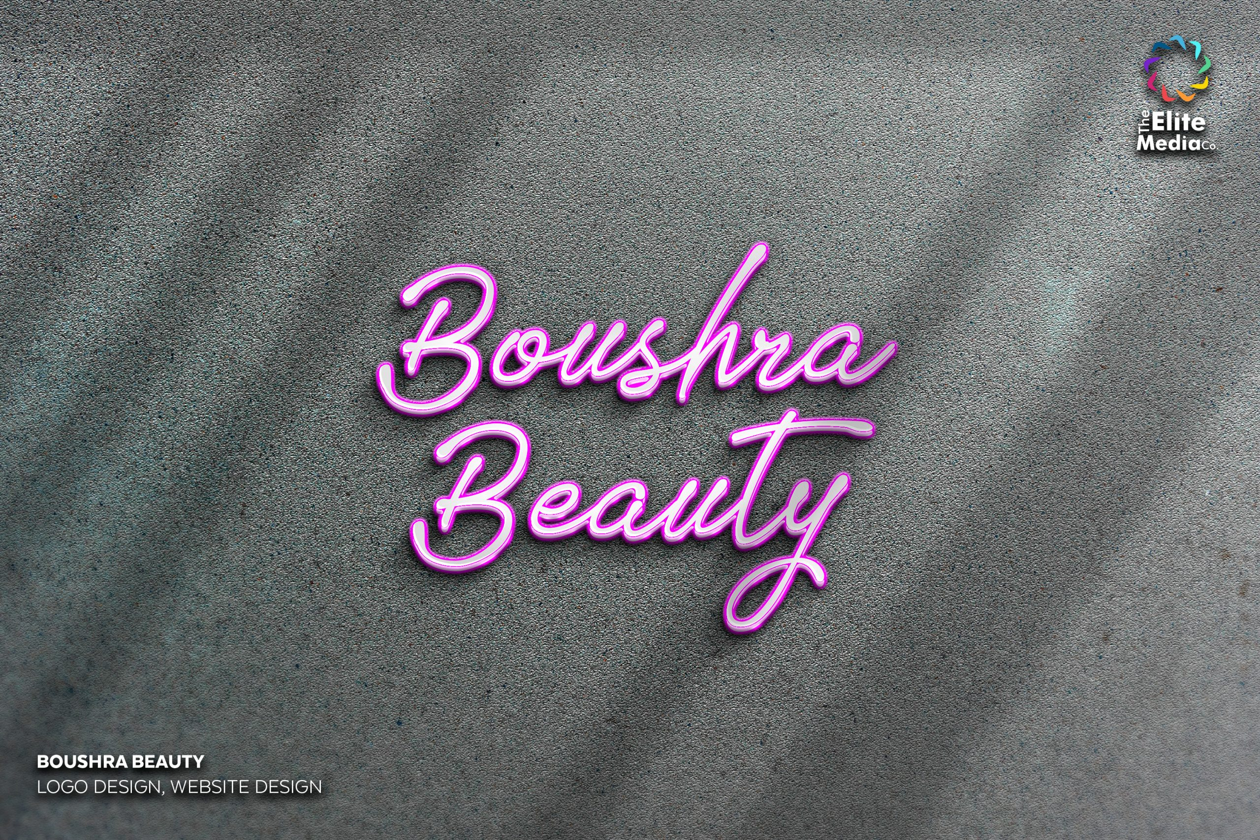Boushra Beauty – Logo