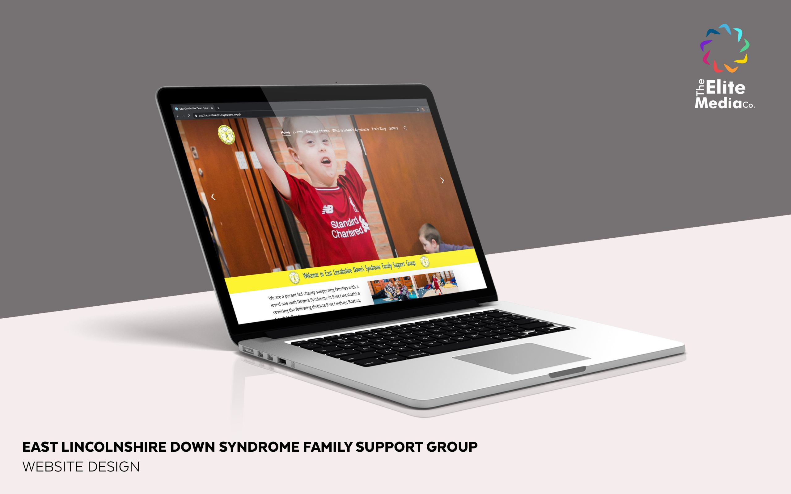 East Lincolnshire Down Syndrome Family Support Group – Website
