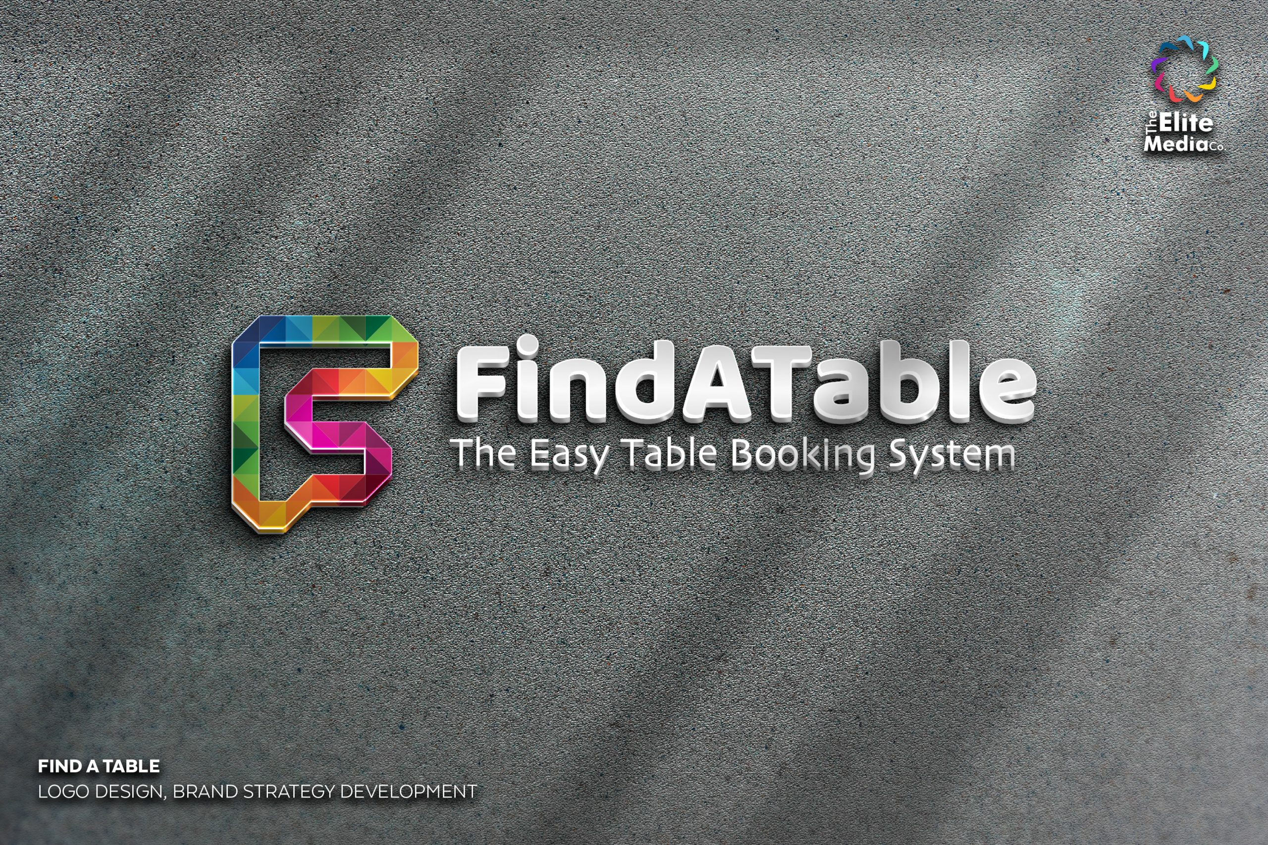 Find a Table – Logo