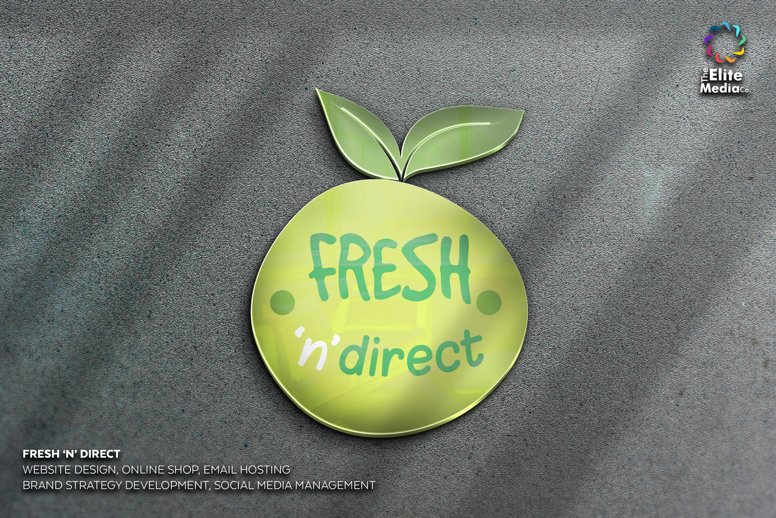 Fresh 'n' Direct – Logo