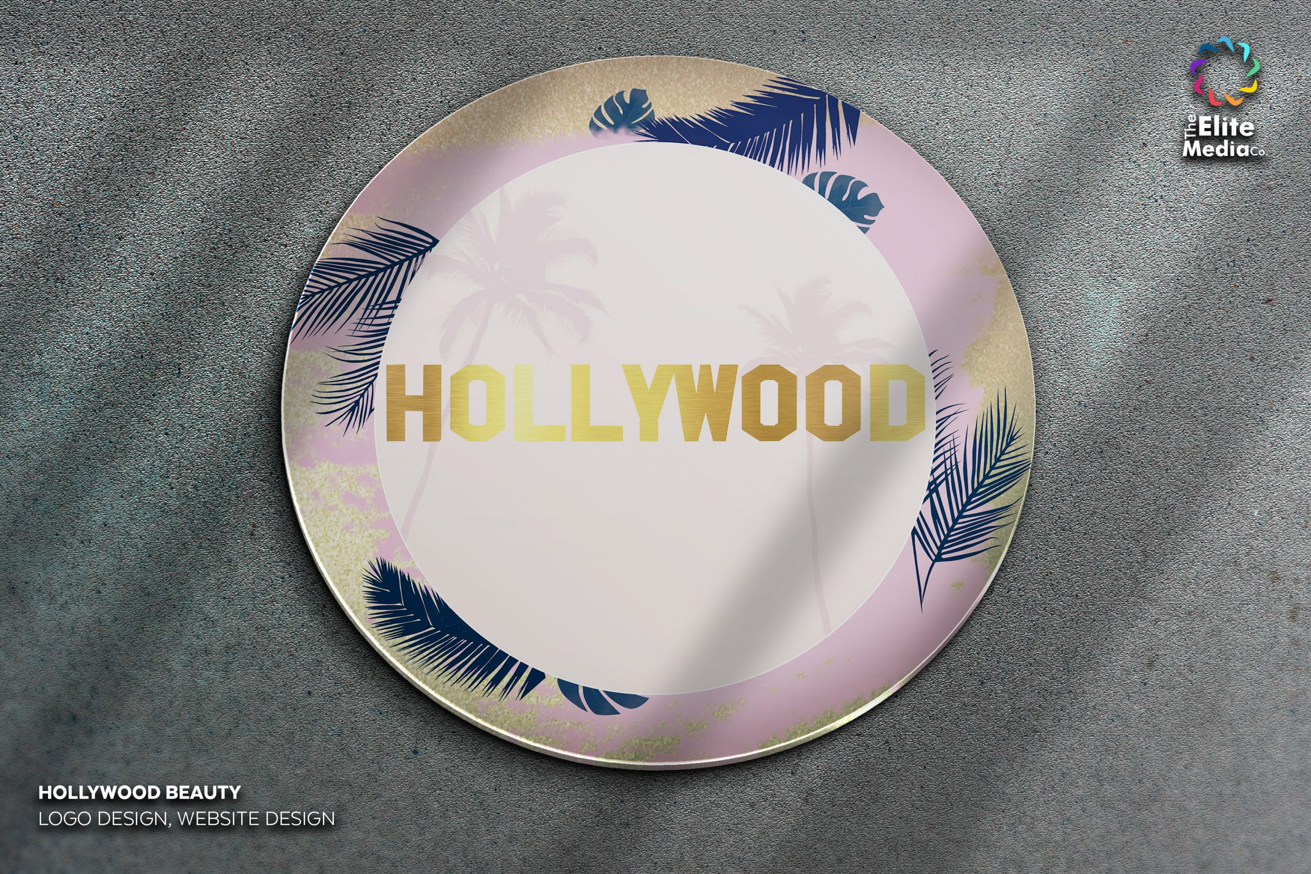 Hollywood Beauty – Logo