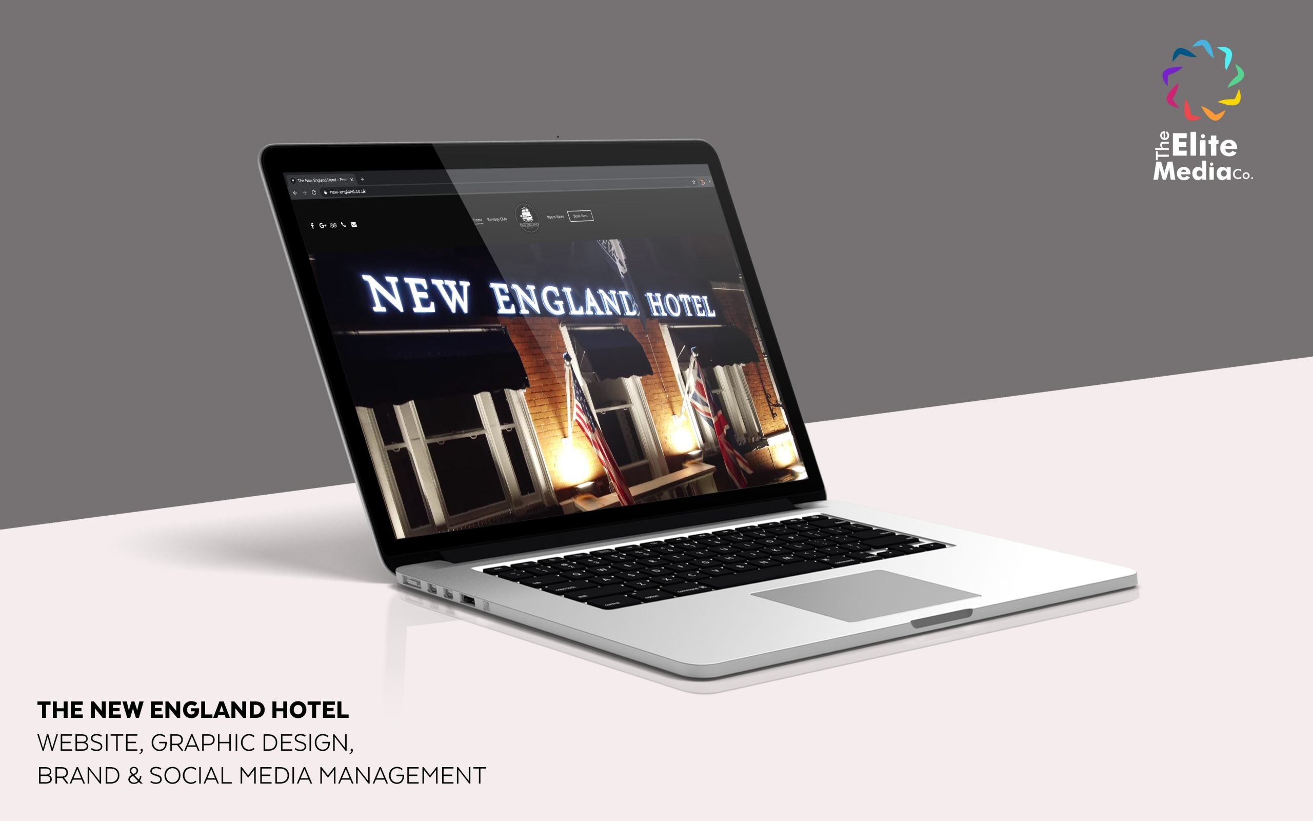 The New England Hotel – Website