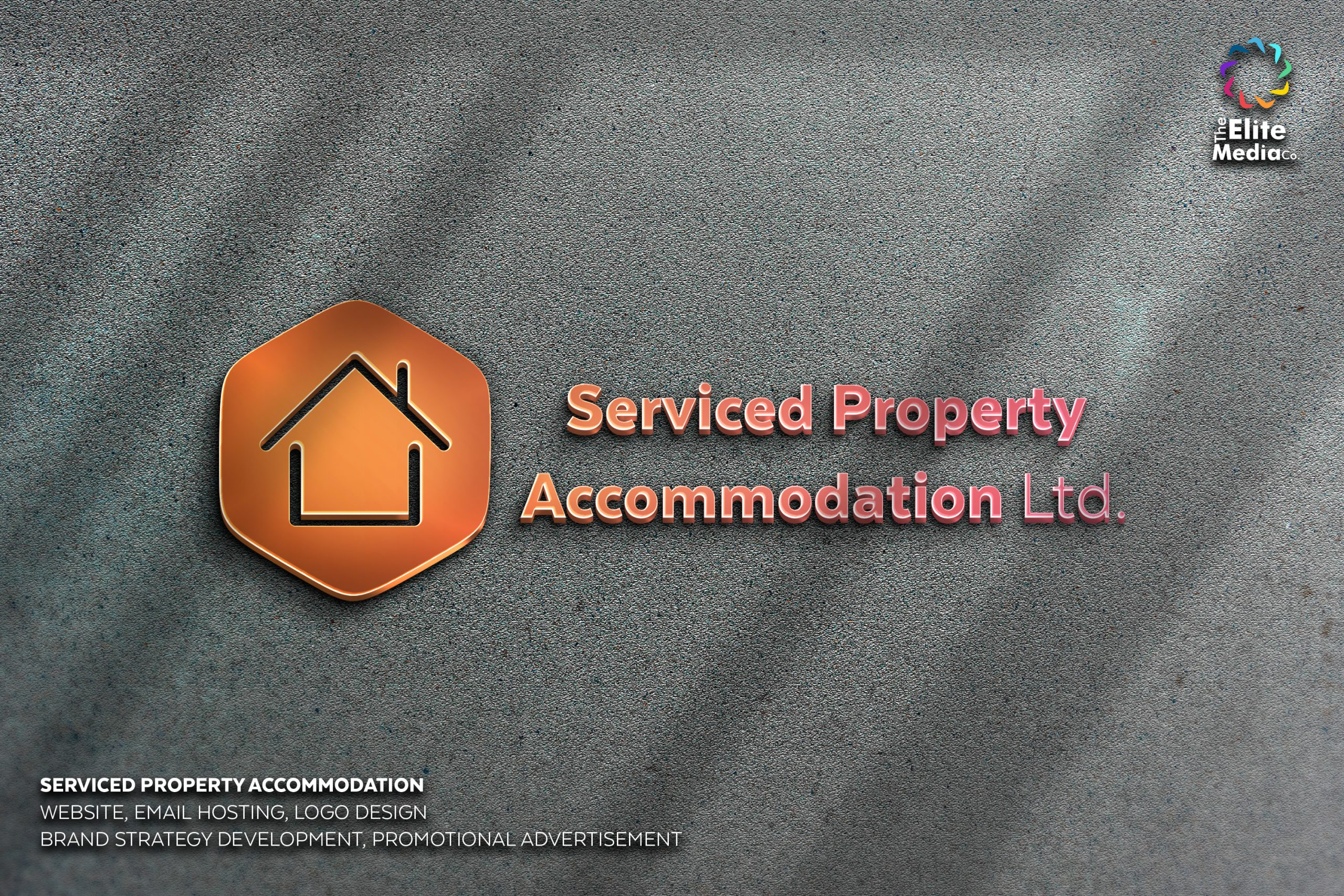 Serviced Property Accommodation – Logo