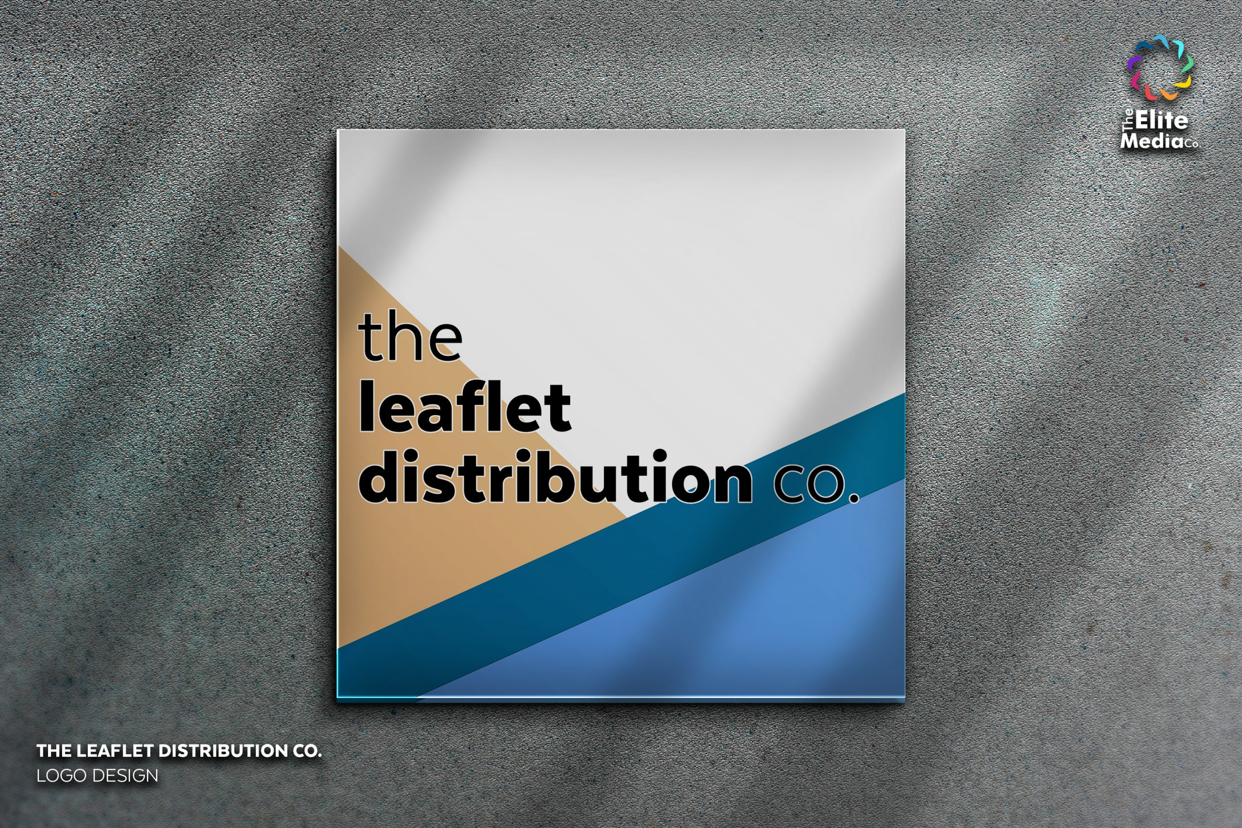 The Leaflet Distribution Co. – Logo