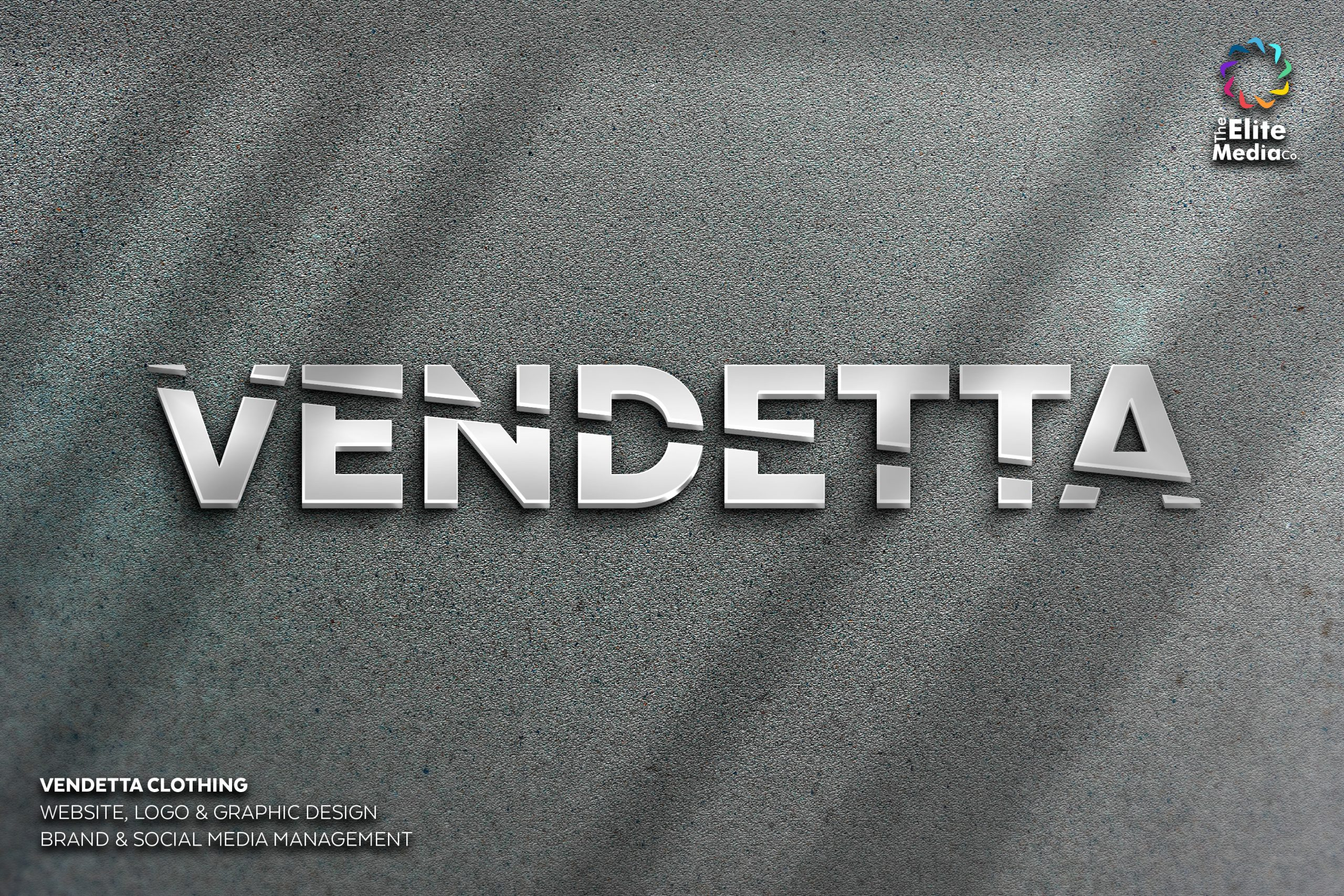 Vendetta Clothing – Logo
