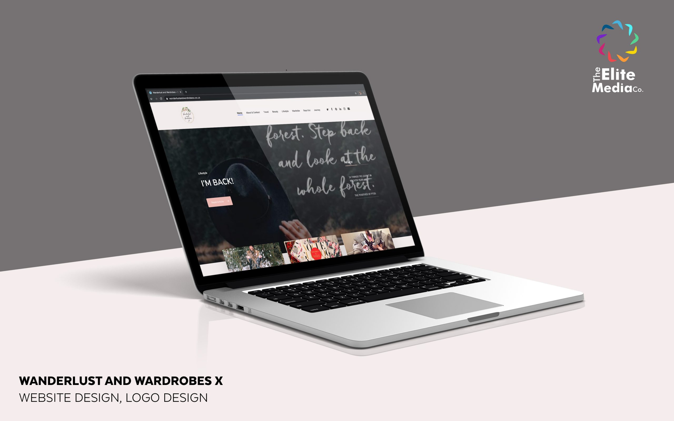 Wanderlust and Wardrobes X – Website