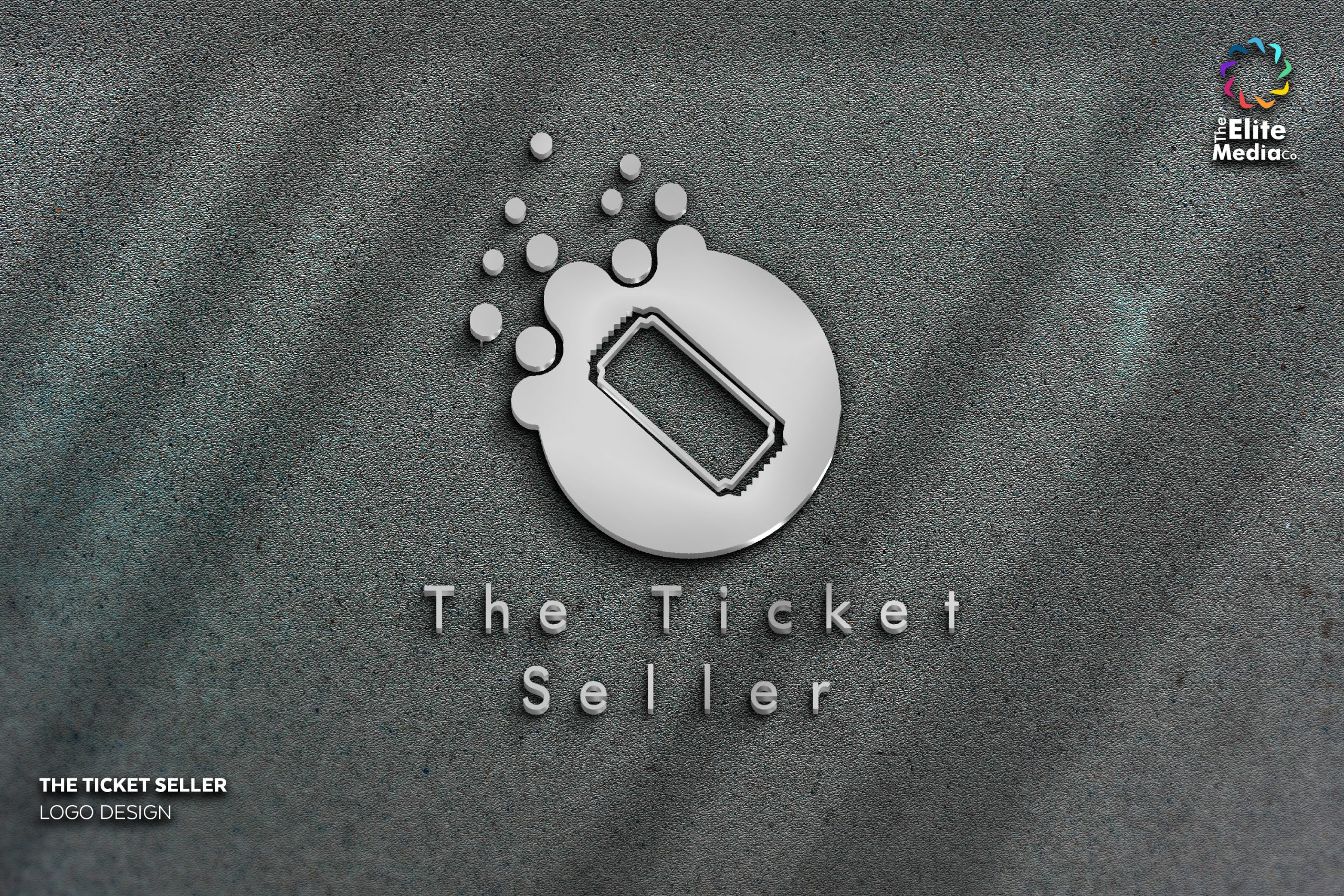 The Ticket Co. – Logo