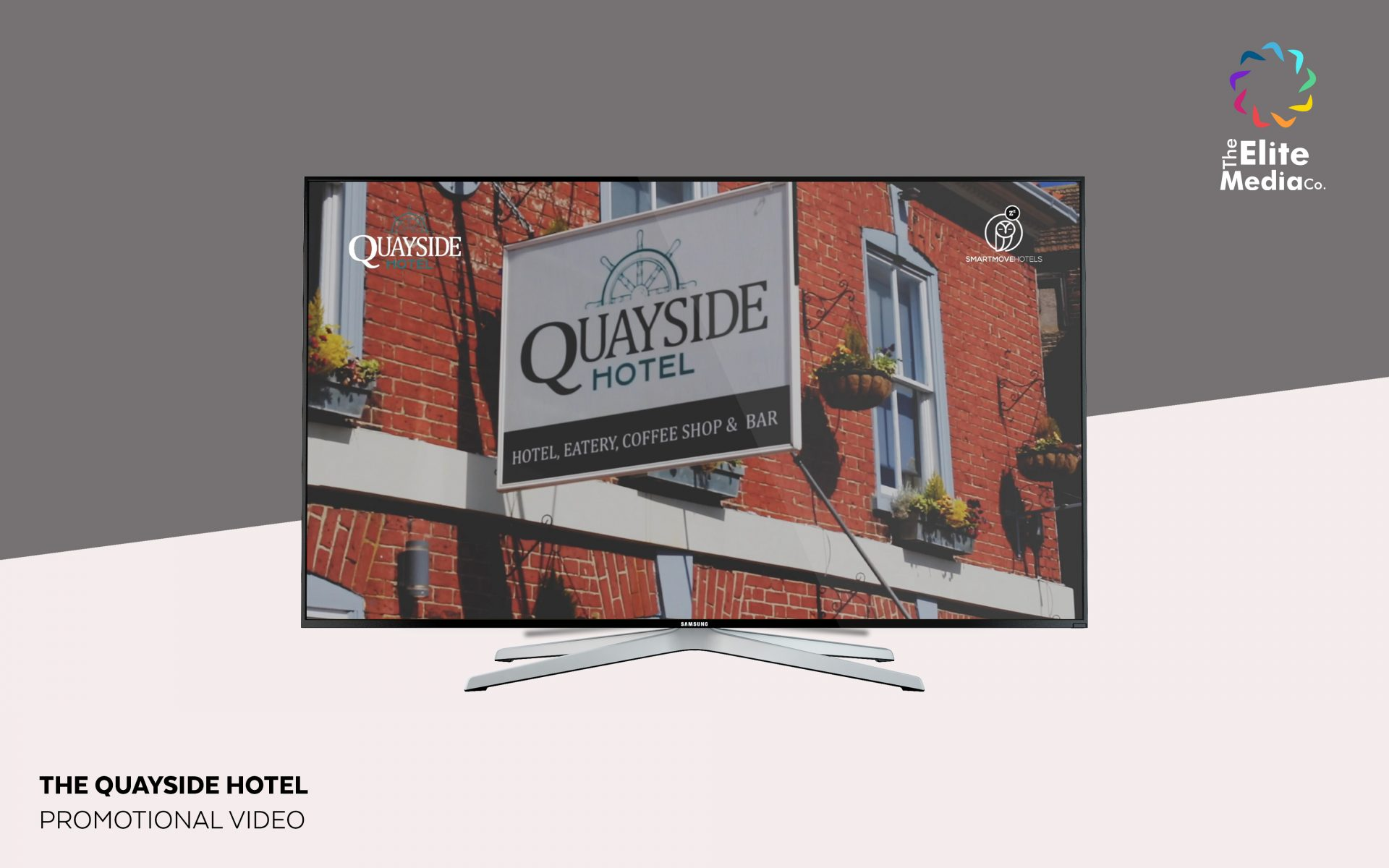 The Quayside Hotel – Promotional Video